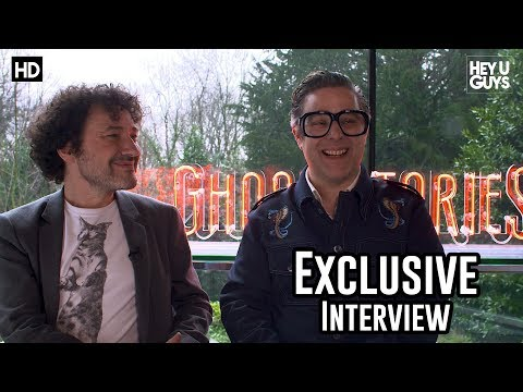 Andy Nyman & Jeremy Dyson  Ghost Stories Exclusive