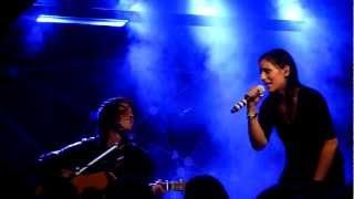Silbermond - Gegen Live in Schmochtitz 07.10.2012