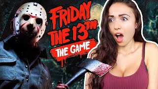 FRIDAY THE 13th GAME - CAN WE ESCAPE!!