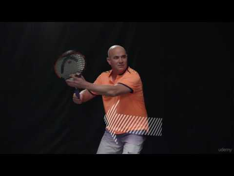 Learn Tennis from Champion Andre Agassi