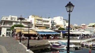 Отдых на Крите. Агиос Николаос(Агиос Николаос - самый, пожалуй, красивый и изящный город Крита!.. Видео-сюжет в Агиосе снял в мае 2016-го года..., 2016-05-21T08:41:01.000Z)