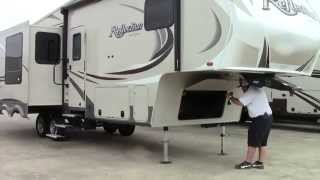 New 2016 Grand Design Reflection 303RLS Fifth Wheel RV - Holiday World of Houston & Las Cruces