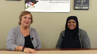 Karima Archie, Board Member of SAFE Berks and Islamic Center of Reading