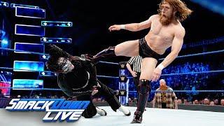 Jeff Hardy vs. Daniel Bryan: SmackDown LIVE, Feb. 5, 2019