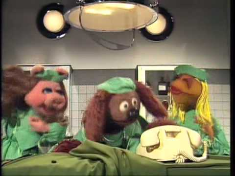The Muppet Show: Veterinarian's Hospital - Telephone - YouTube