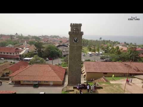 Galle Fort by Aerial Lanka