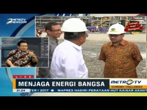 Economic Challenges METRO TV - MENJAGA ENERGI BANGSA (FULL VERSION)