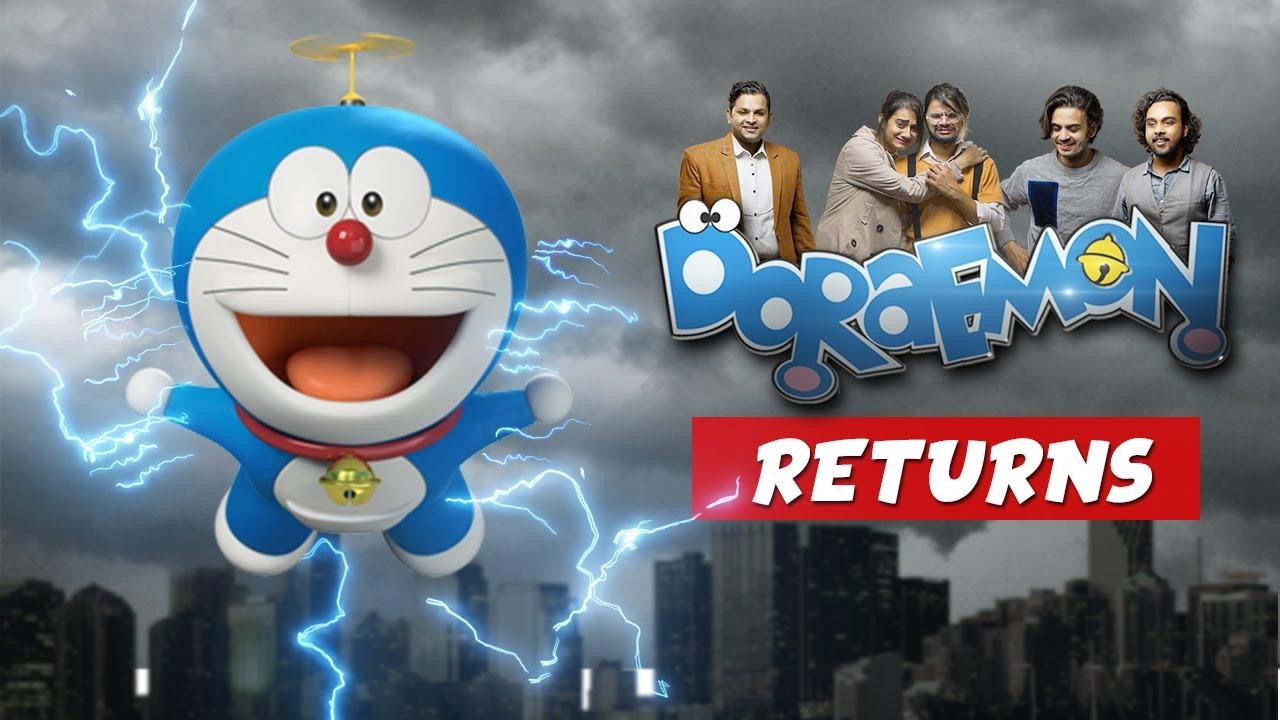 Return of Doraemon - The Last Episode | Sci Fi |  2020 | New Episode