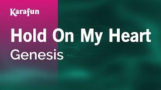 Karaoke Hold On My Heart - Genesis *