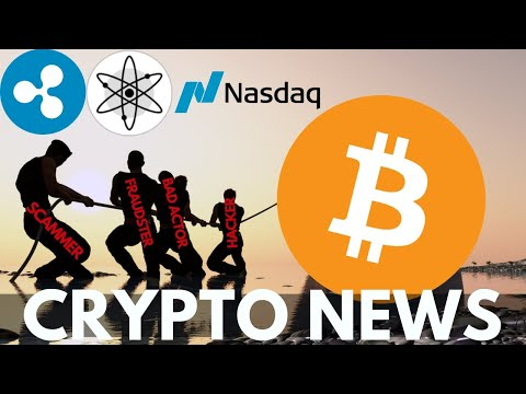 Why Bitcoin Hasn't Taken Off! $1.2 Billion Lost in Crypto, Nasdaq and XRP, Cosmos Surge