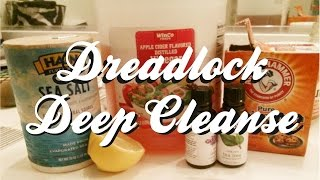 Dreadlock Deep Cleanse