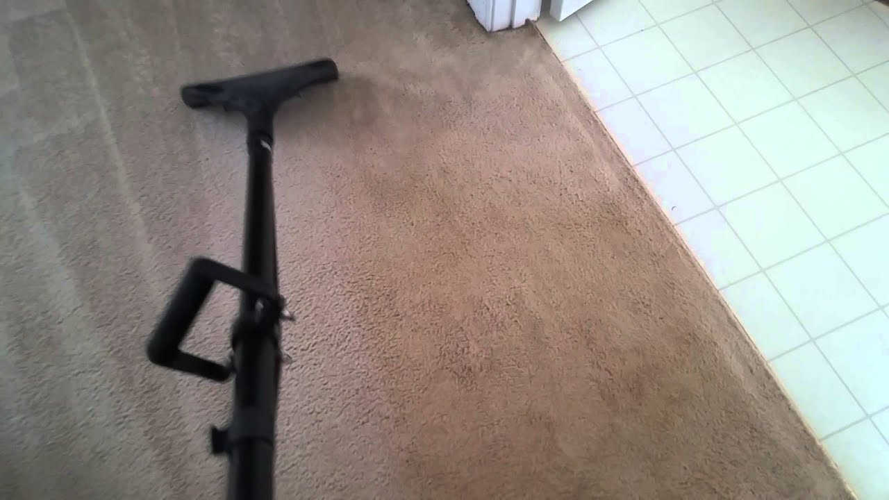 Truman Steemers carpet cleaning - YouTube