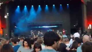 The Strokes Hyde Park London 18 June Automatic Stop and Undercover of Darkness