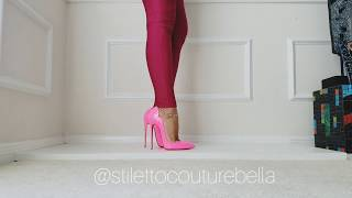 Christian Louboutin | 130mm | Shocking Pink