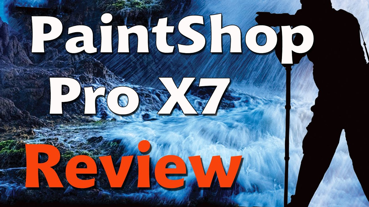 how to use corel paintshop pro x7