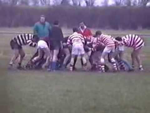 U14 Rugby - Ballina-Killaloe RFC versus Nenagh RFC 1991/92
