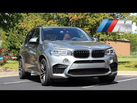 The Super SUV That Can Do Everything? | 2017 BMW X5M Review!