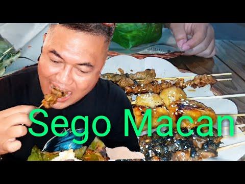 wisata-kuliner-surabaya-angkringan-sego-macan-di-wiyung-surabaya-||-makan-enak
