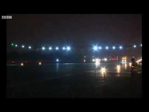 Solar Impulse's First Intercontinental Flight