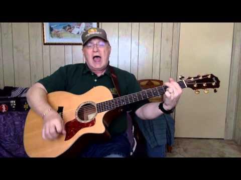 1984 -  Pickup Man  - Joe Diffie vocal & acoustic guitar cover & chords