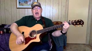 1984 -  Pickup Man  - Joe Diffie vocal & acoustic guitar cover & chords