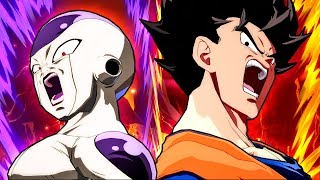 NEW HIDDEN SEASON 3 DRAMATIC FINISH GAMEPLAY! Dragon Ball FighterZ DLC Goku & Frieza Vs Jiren Leak