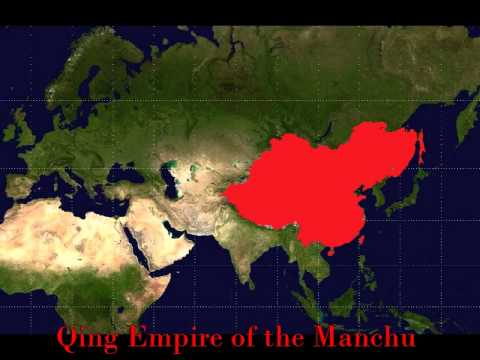 The Manchu Empire (Han Chinese are stealing Manchu