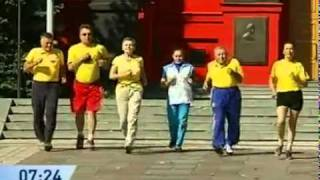 Бег или ходьба - Советы - Интер