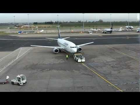 Birmingham Int Airport - BHX - Aircraft Movements And Handling