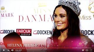 Miss Danmark 2016 - Red Carpet