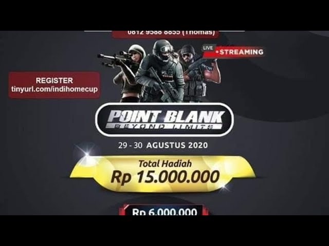 POINT BLANK INDIHOME CUP 2020
