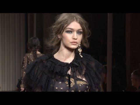 Alberta Ferretti Fashion Show FW 17