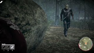 TEAM GG FOREVER! - FRIDAY THE 13th: THE GAME