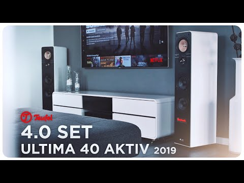 4.0 Set   Teufel Ultima 40 Aktiv 2019   Mission Heimkino   2019