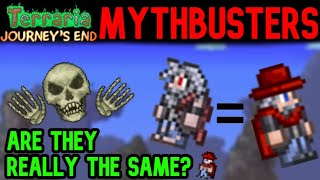 A Clever Impostor?: Mythbusters #9 | Terraria Journey's End