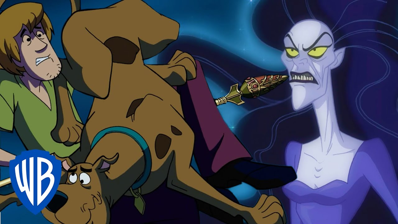 Scooby-Doo! | Banshee and the Staff | WB Kids