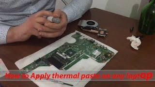 Fix laptop overheating,Laptop wont turn on from heat