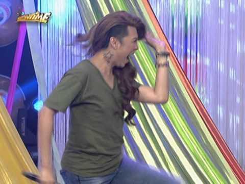 Vice at Anne nag-showdown ng Lambada