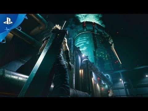 Final Fantasy VII Remake - E3 2019 A Symphonic Reunion | PS4