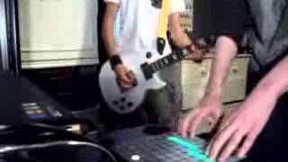 Knife Party Bonfire Launchpad Guitar Cover Project File