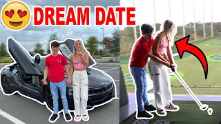 Taking My CRUSH On Her DREAM Date!