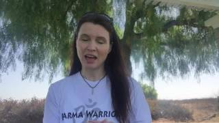 Karma Warrior Definition for Kids