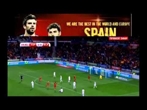 Spain National Football Team - UEFA European Championship