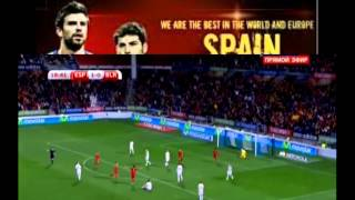 Spain National Football Team - UEFA European Championship