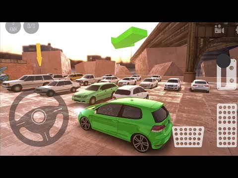 Real Car Parking 2017 Street 3D #2 - Android gameplay
