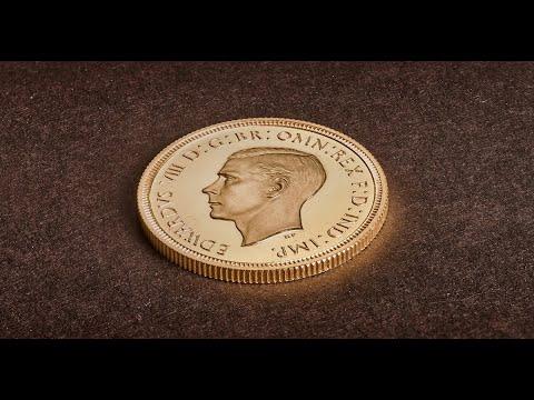 بيع عملة ذهبية نادرة لإدوارد الثامن بـ 1.31 مليون دولار  - نشر قبل 5 ساعة