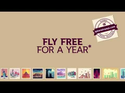 Qatar Airways Global Travel Boutique (12 – 19 September 2017)