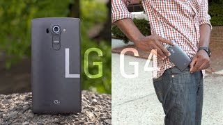LG G4 - Day in the Life!