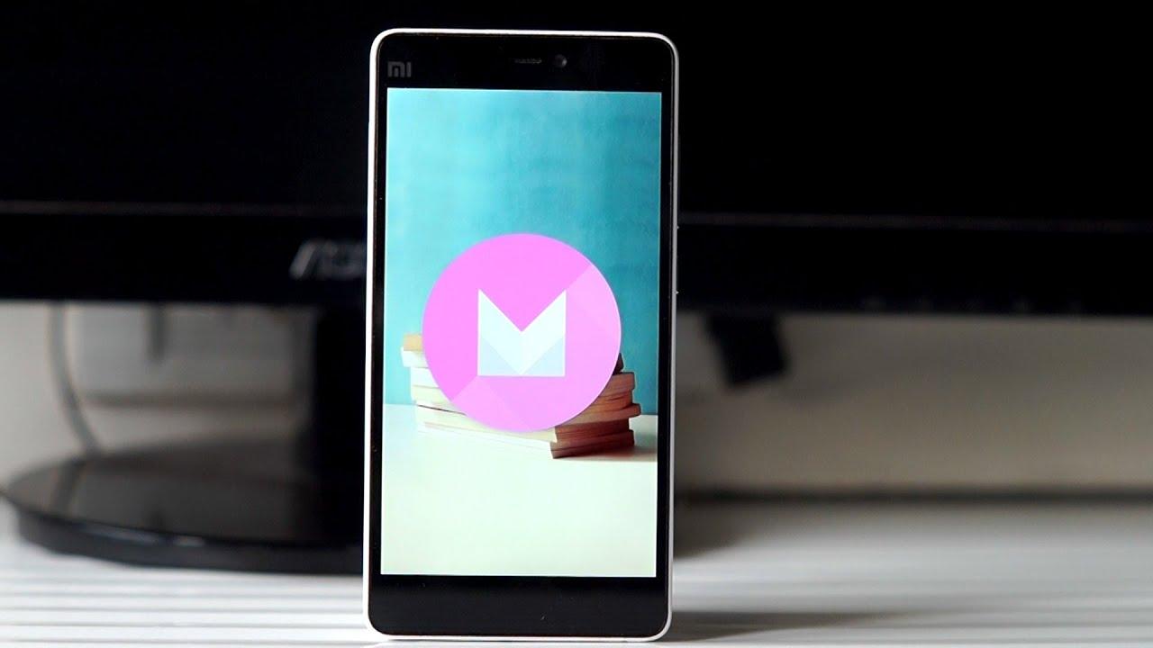 Xiaomi Mi4i Android 6 0 Marshmallow Installation Tutorial!