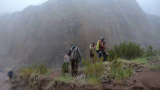 Grand Canyon Flash Flood/ microburst @ Fern Glen 8/11/2018